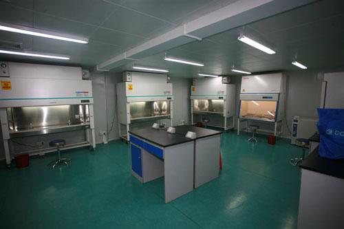 1,无菌试验室主要用于微生物学,生物医学,生物化学,动物实验,基因